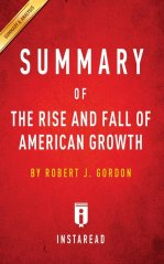 Summary of The Rise and Fall of American Growth - Instaread Summaries